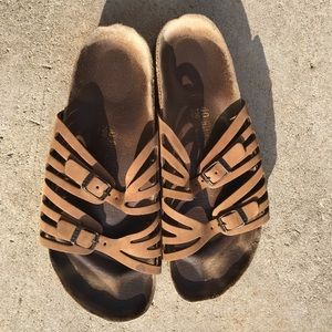 Birkenstock Granada Soft Footbed Oiled Leather 40